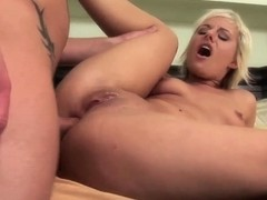 Transexual licking asshole