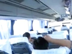 Ah no thing like a admirable fuck with your wife in a public bus filmed