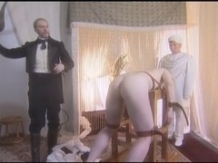 Medieval-themed Czech BDSM video