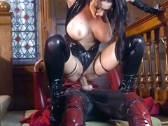 Patty Michova & Danny D in XXX-Men: Psylocke vs Magneto XXX Parody - Brazzers