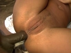 Laura Lion enjoys dark cock in her holes