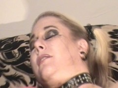 Antonia squirting and gagging!1