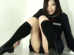 upskirt panty flash japanese school girl bloomers gym panty