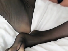 Pissing Babe Feet Spunked