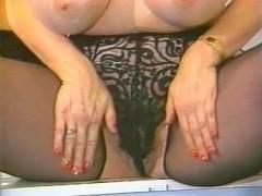 Barbara Alton, Christy Canyon, Carmel Nougat in vintage fuck clip