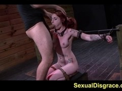 Sheena Rose's Tight Pussy is Left Gaping