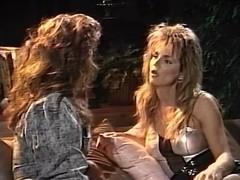 Charli, Erica Boyer, Keisha in vintage fuck clip