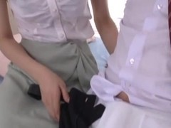 Hot milf chick Arisu Miyuki Japanese sweet teacher