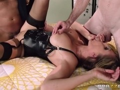 Milfs Like it Big: Behind Closed Doors With Julia Ann. Julia Ann, Brick Danger, Will Powers