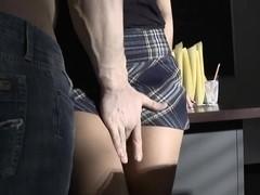 Juicy schoolgirl fucked