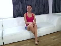 Hd girl fucks the stiff member in the massage parlor