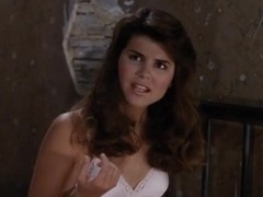 Lori Loughlin in The Night Before (1988)