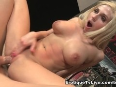 Christie Stevens Sex & Titty Fuck
