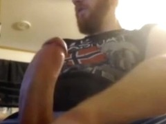 redbeard with big cock and fantastic cum load