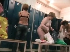 Hidden Camera Video. Dressing Room N 296