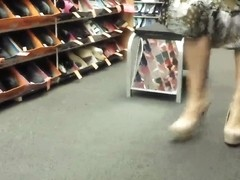 High heels and the mating game pt. 2