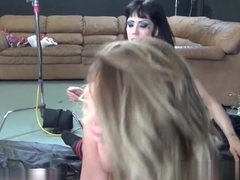 Fabulous pornstars Asphyxia Noir, Jennifer White, Casey Stone in Best Tattoos, Cumshots porn movie