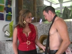 Busty Eva Notty Gets Slammed