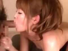 Hottest Japanese model Akiho Yoshizawa, Tsubomi, Azumi Harusaki in Fabulous Facial, Masturbation/O.