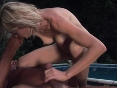 Fabulous pornstars in Best Outdoor, Mature adult video