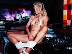 Crazy pornstar in Amazing Blonde, Blowjob adult movie