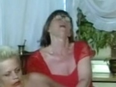 Horny mature whores in all sorts of sex action