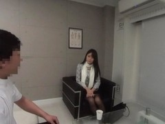 Amazing Japanese whore Yura Kayama, Natsumi Horiguchi in Incredible massage, threesomes JAV movie