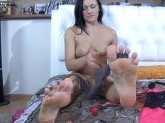 NylonFeetLine Video: Sibylla