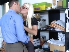 Jacky Joy & Jack Lawrence in Naughty Office
