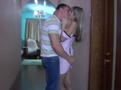 PantyhoseLine Video: Gina Gerson and Nicholas