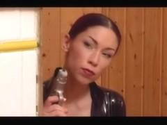 Mya diamond fucking in the washroom