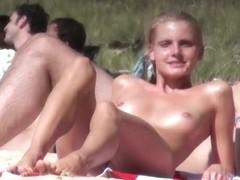 Wicked hotties caught on HD voyeur camera