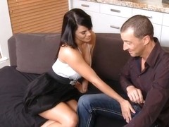 Savannah Stern & Tony DeSergio in My Dad Shot Girlfriend