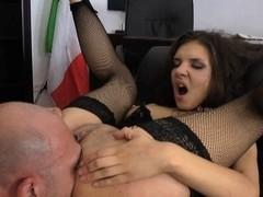 Anal fuck - nylons - 51