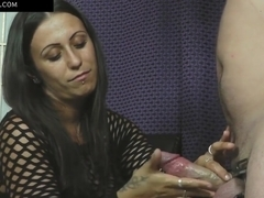 CruelHandjobs - Forced handjob part 1