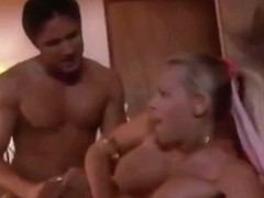Amazing porn scene Blonde exclusive version