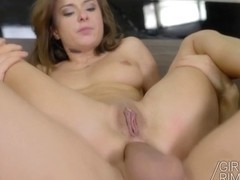 Russian Teen Give Rimjob And Fuck Anal