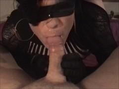 October Blindfold