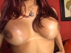 Sexy latina bangs black chap