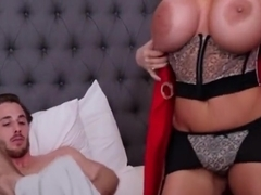 Porn Music Video - Big Tit Mom Seduces StepSon
