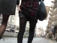 candid asian pantyhose 2