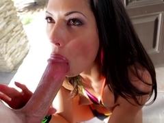 Amazing pornstars Alexa Tomas, Jessy Jones in Exotic Cunnilingus, Latina adult scene