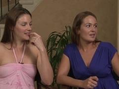 Horny pornstars Samantha Ryan, Elexis Monroe in Best Lesbian, Fingering sex video