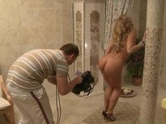 Best pornstar Nikki Seven in Crazy Interracial, Big Ass porn clip