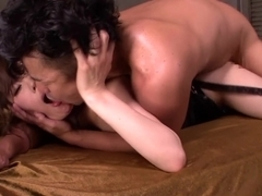 Sperm Swap Stunning blondes asses stunned by their big monster cocks