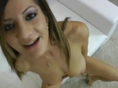 Amazing pornstars in Incredible Medium Tits, Brunette xxx scene