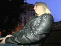 Exotic pornstar in Fabulous Blonde, Public adult video