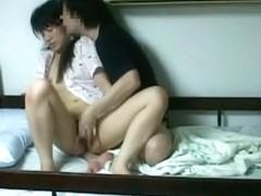 Amazing Japanese slut Haruki Sato in Crazy Fingering, Cunnilingus JAV clip