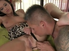 Angelica Kitten is going to play with dick
