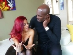 Ryder Skye & Lexington Steele in Lex Is A Motherfucker #04 Movie